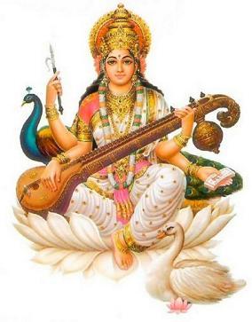 mata-saraswati